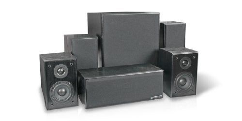 Technical Pro Ht S15 5 1 Home Theater Speaker System With 15 Inch