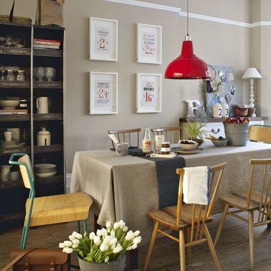 Nostalgic dining room Room, Dining and Room ideas - aktuelle trends esszimmer mobel modern
