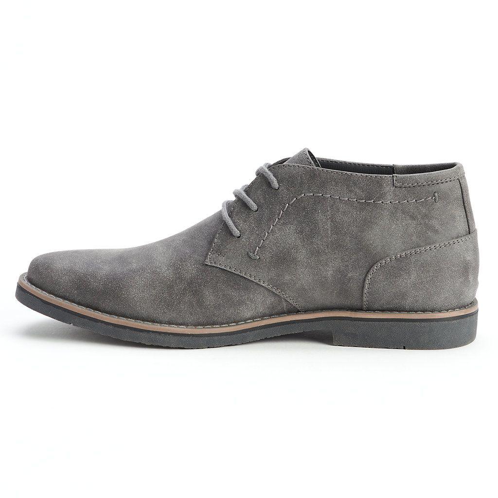 Chukka boots men, Chukka shoes