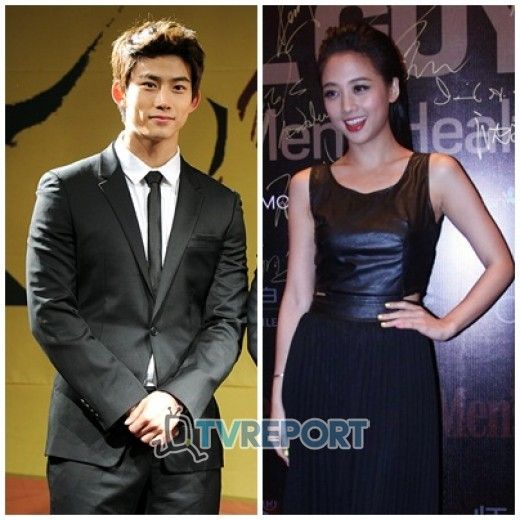 Taecyeon rumored to be paired up with Taiwanese singer and actress Wu Ying Jie for 'world version'...