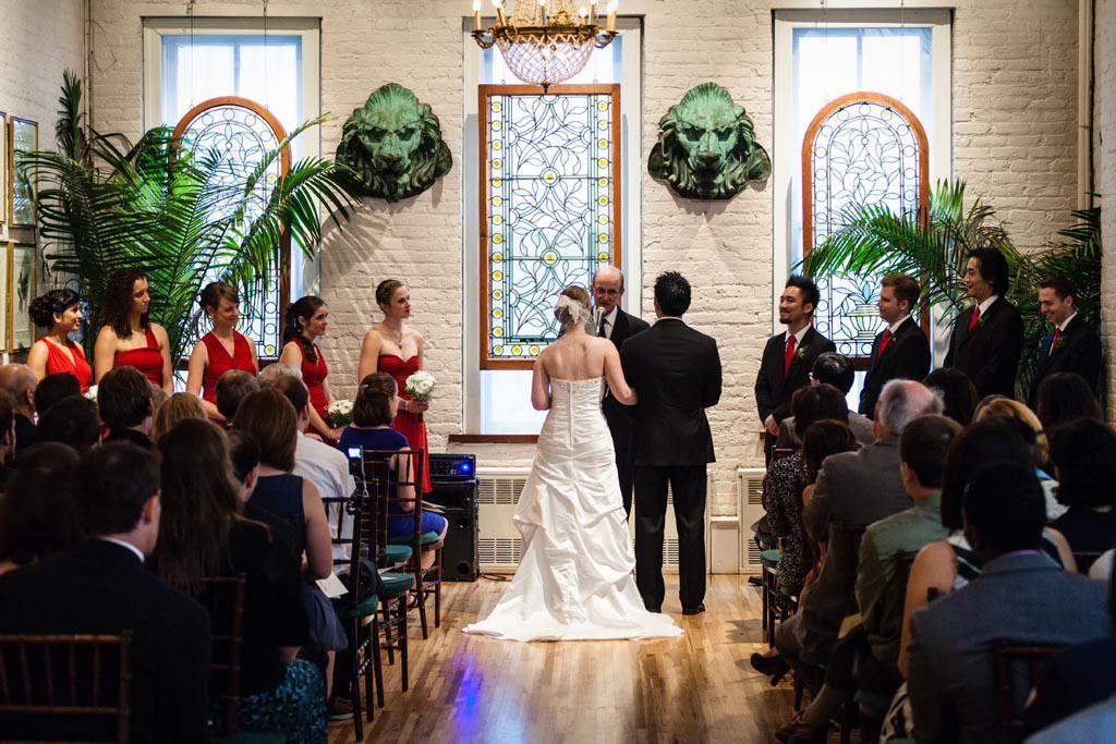 Alger House, NYC   Deutsch Photography: Wedding & Events