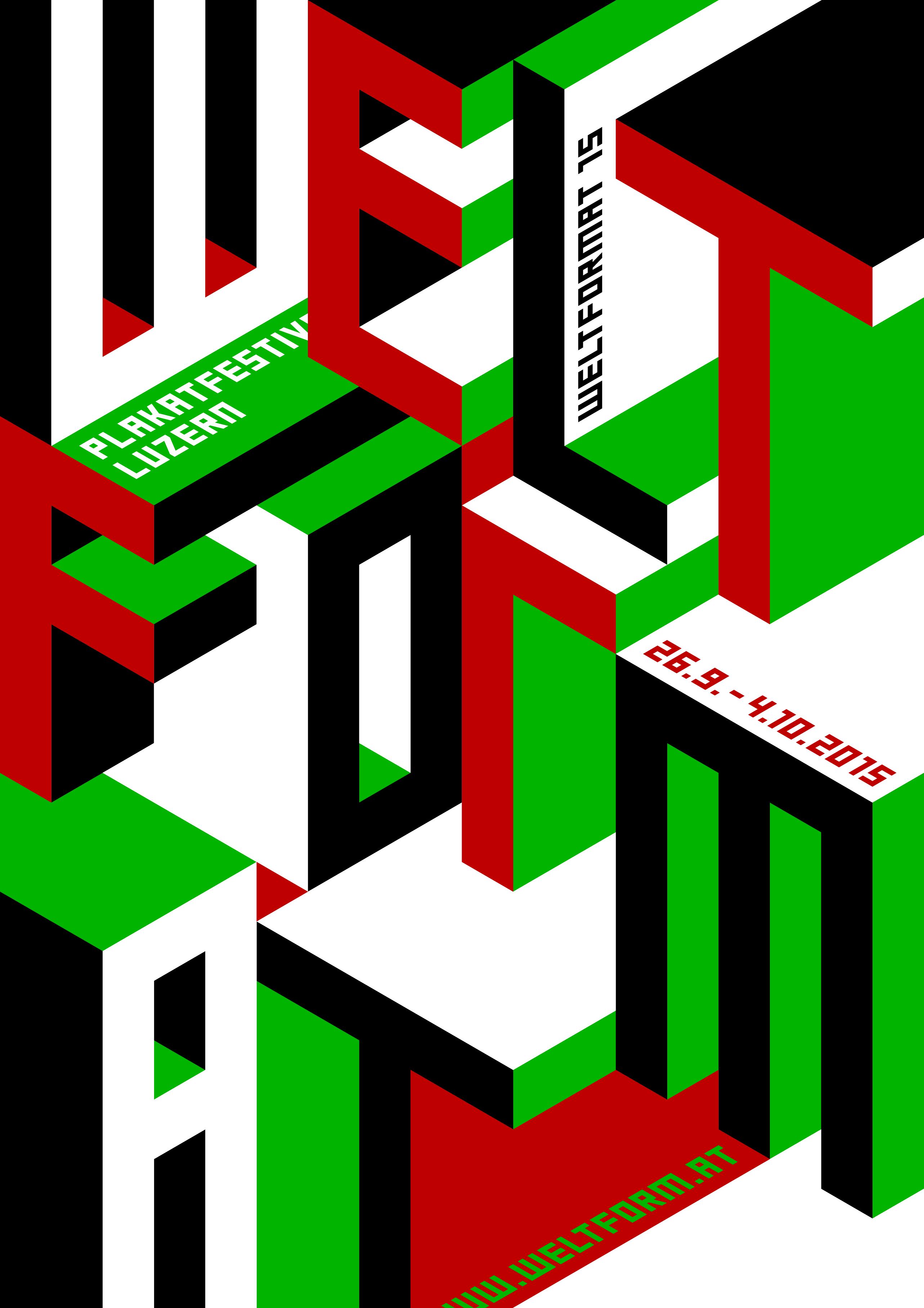 Weltformat Visual Typo Pinterest Plakat Poster Und Welt