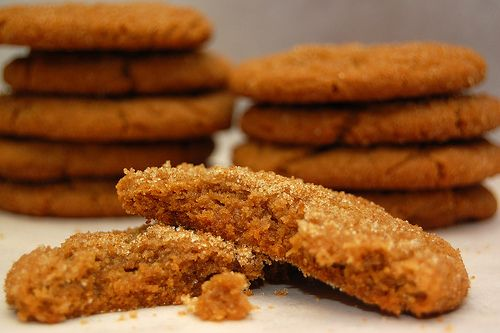 Montersino Caramel cookies