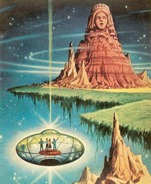 70s Sci Fi Art Alex Schomburg 70s Sci Fi Art Sci Fi Art Science Fiction Art