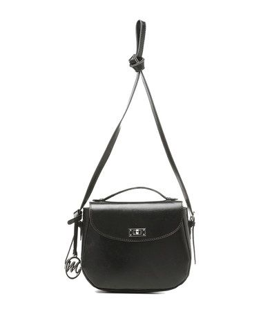 Take a look at this Black Shannon Crossbody Bag by emilie m. on #zulily today!