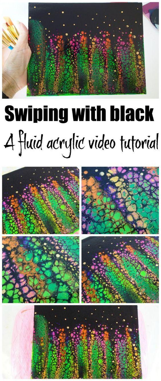 Fabric painting tutorial 2 youtube.