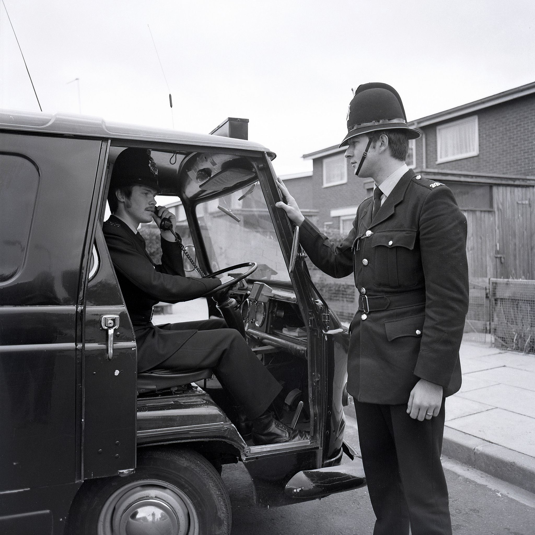 Police History - From Our