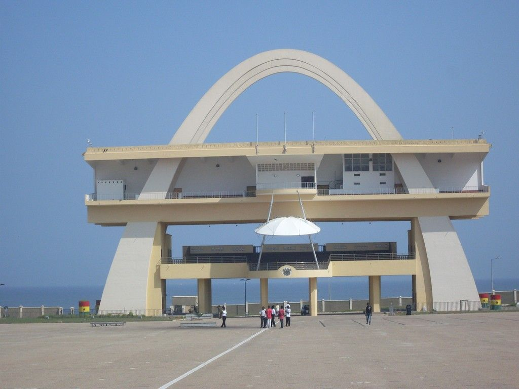 Independence square, Accra, Ghana