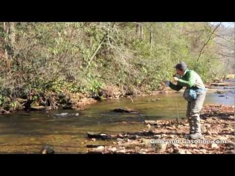 Tight Quarters Trout Fishing 1 Trout Fishing Trout Fishing Tips Fly Fishing