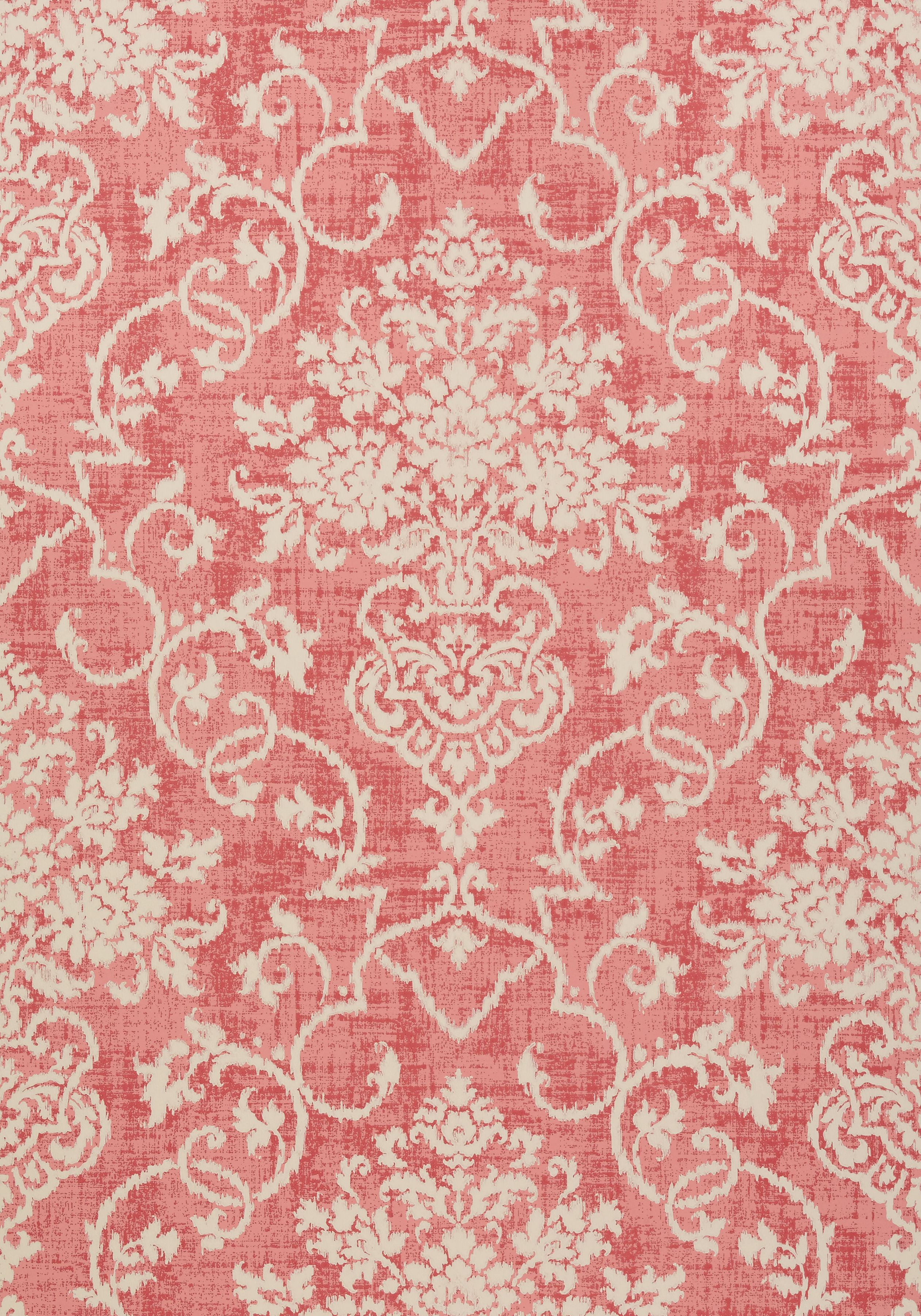 ALICIA, Raspberry, T89125, Collection Damask Resource 4