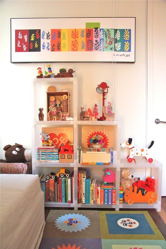 8 Steps For Managing & Organizing Your Kids\' Toys   Kids room ...