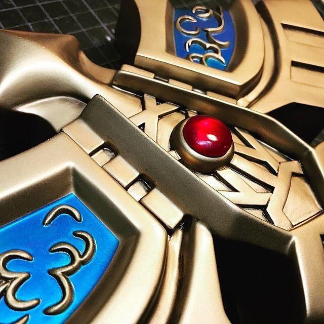 Sword of Seals from Nintendo's Fire Emblem made by @coregeek