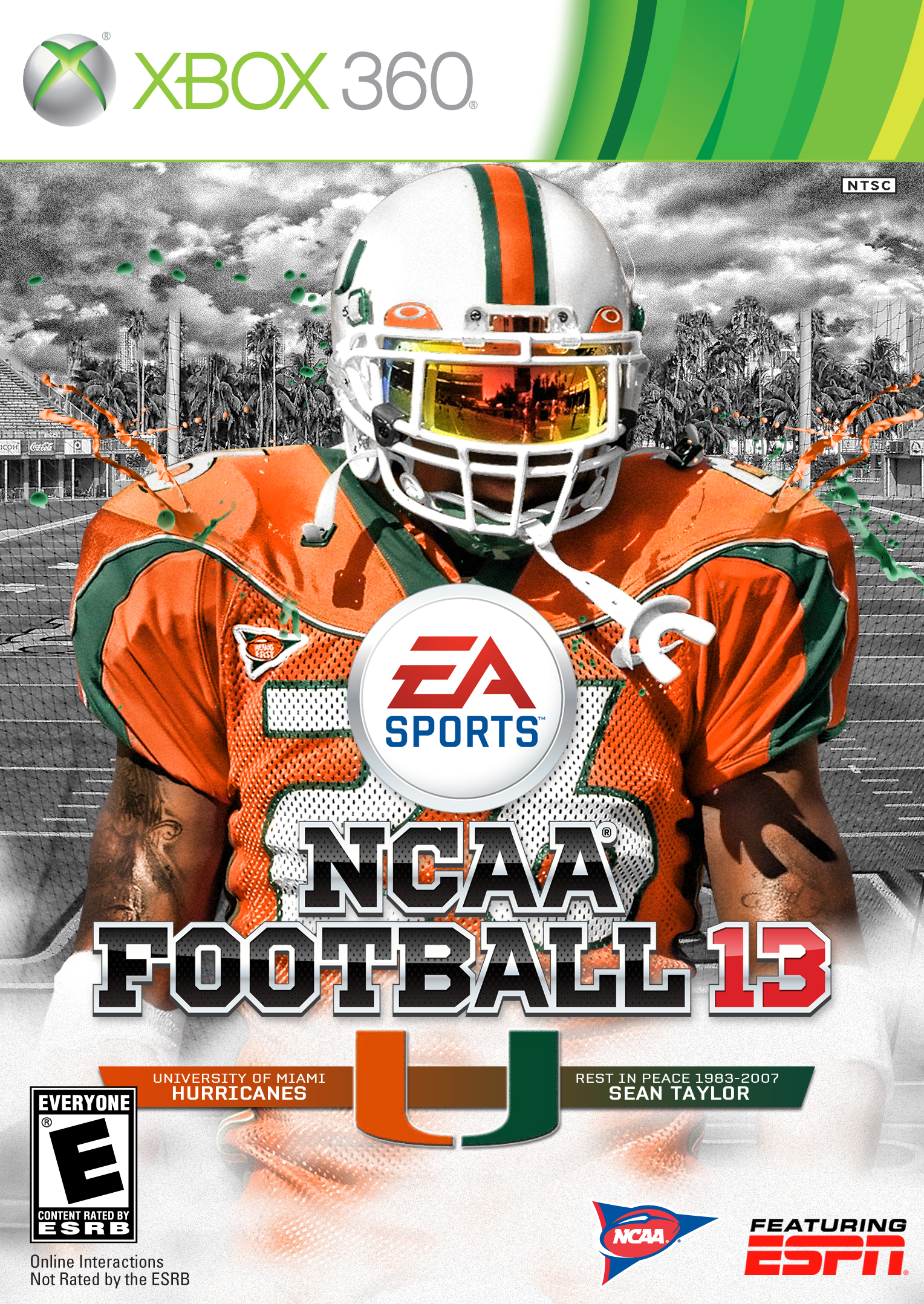 9dcbfefa7 Sean Taylor - Miami (FL) Hurricanes University Of Miami Hurricanes