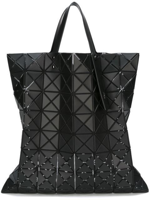 e7883f686d BAO BAO ISSEY MIYAKE geometric panelled tote.  baobaoisseymiyake  bags   hand bags  pvc  nylon  tote