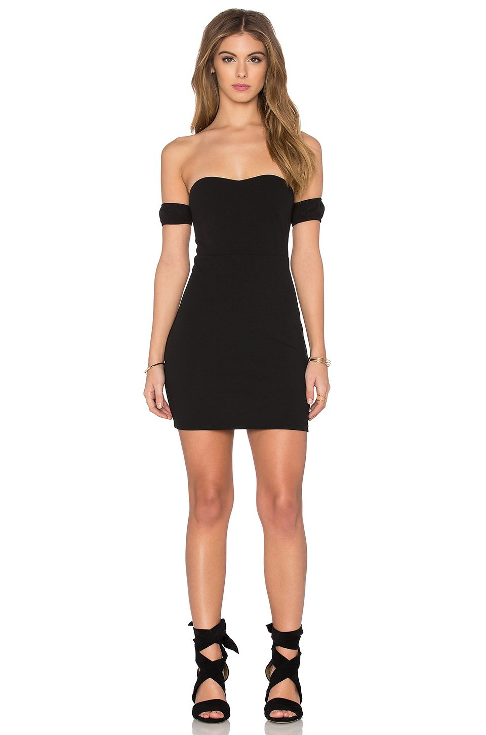 Revolve has the sexiest selection of little black dresses