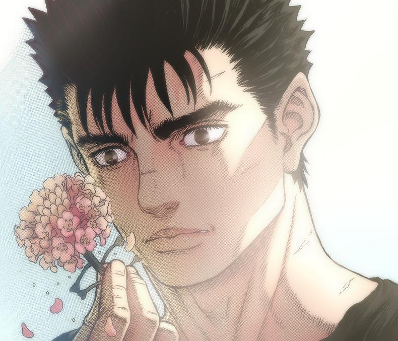 Berserk, Anime, Manga