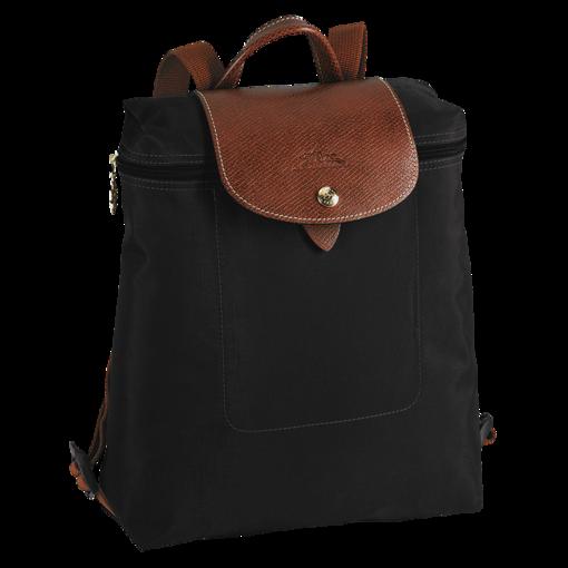 Damen Rucksack Le Pliage Taschen Longchamp Taupe