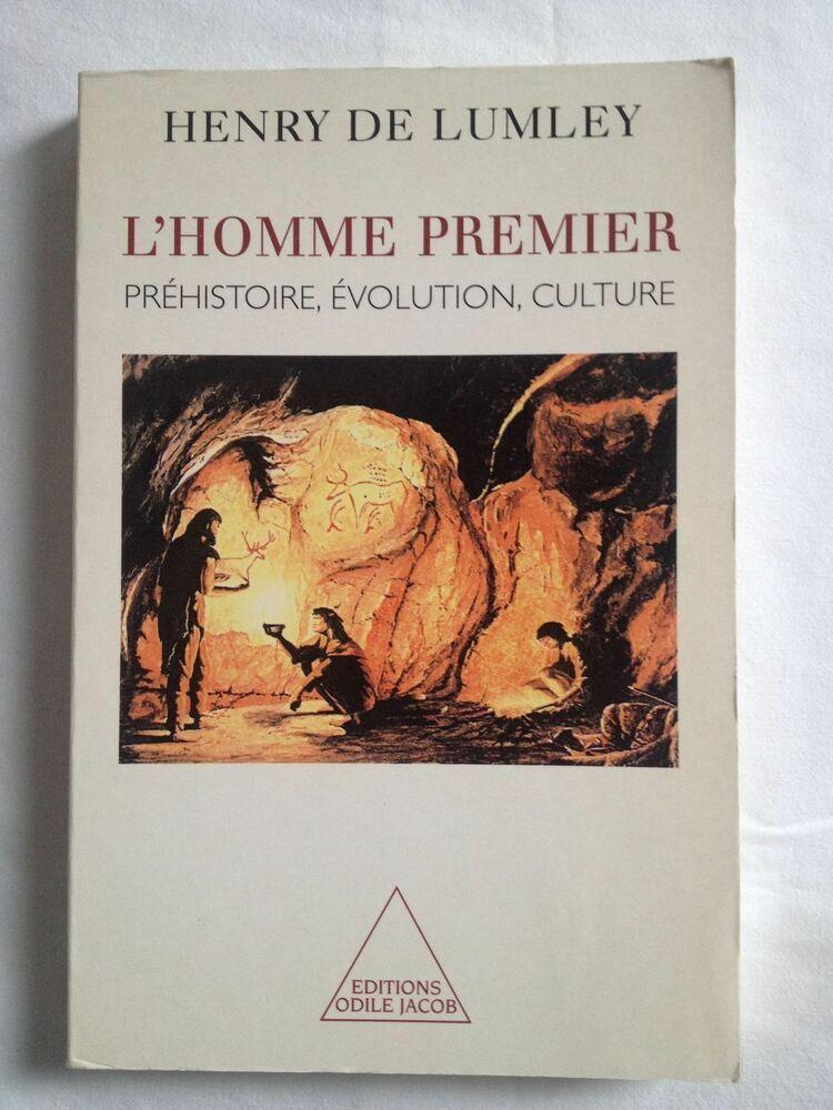 Sciences L Homme Premier Prehistoire Evolution Culture H De Lumley Broche Jacob Voici La Saga De L Evolution Q Prehistoire Evolution Premiers Sons