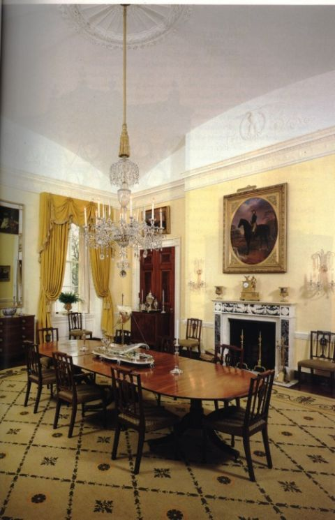 How Past Presidents Have Decorated The White House