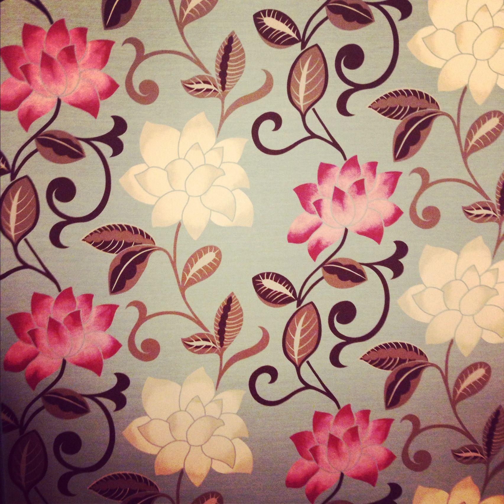 Oriental Lotus Flower Wallpaper Asian Flowers