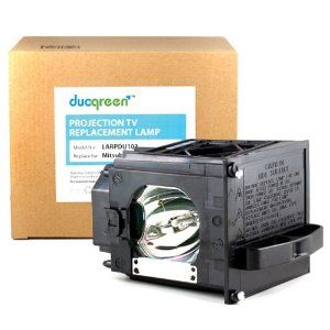 Duogreen Mitsubishi 915p049010 Projection Tv Lamp For Wd 52631 Wd 57731 Wd 57732 Wd 65731 Wd 65732 Wd Y57 Wd Y6 Tv Tv Replacement Lamps Video Accessories