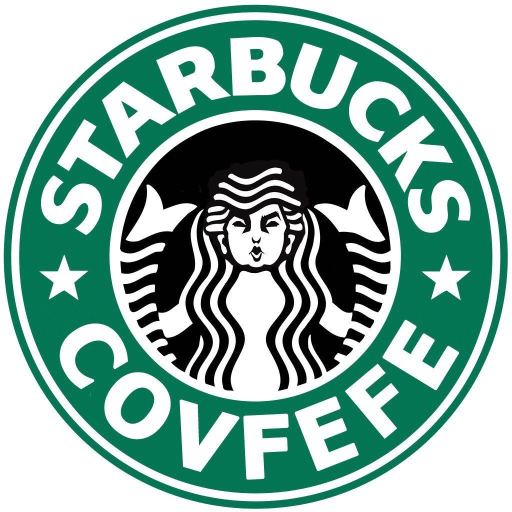 (495) Hashtag covfefe sur Twitter Starbucks logo
