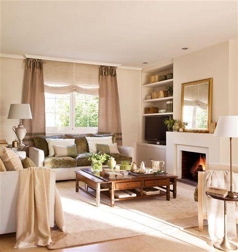 Renovar sin gastar m s de 30 ideas de nuestros decoradores estores ventana comedores Renovar dormitorio sin cambiar muebles