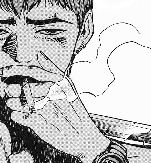 Eikichi Onizuka, 22 ans, « célibataire et libre comme l