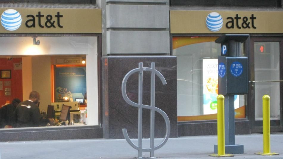 AT&T Will Buy Spectrum From Verizon For 1.9 Billion in