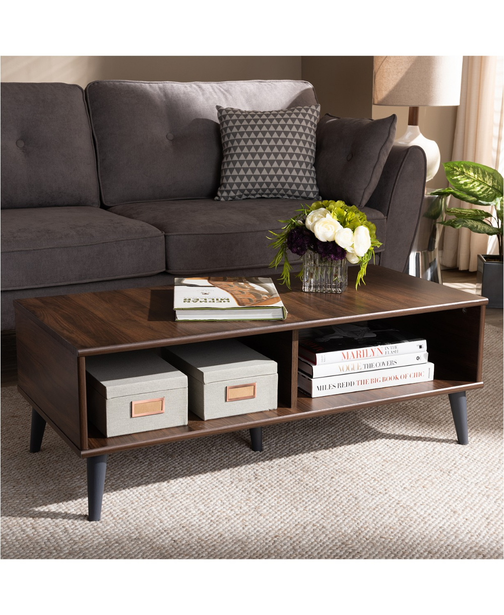 Furniture Thea Coffee Table Reviews Furniture Macy S In 2021 Living Room Table Sets Mid Century Modern Coffee Table Coffee Table [ 1219 x 1000 Pixel ]