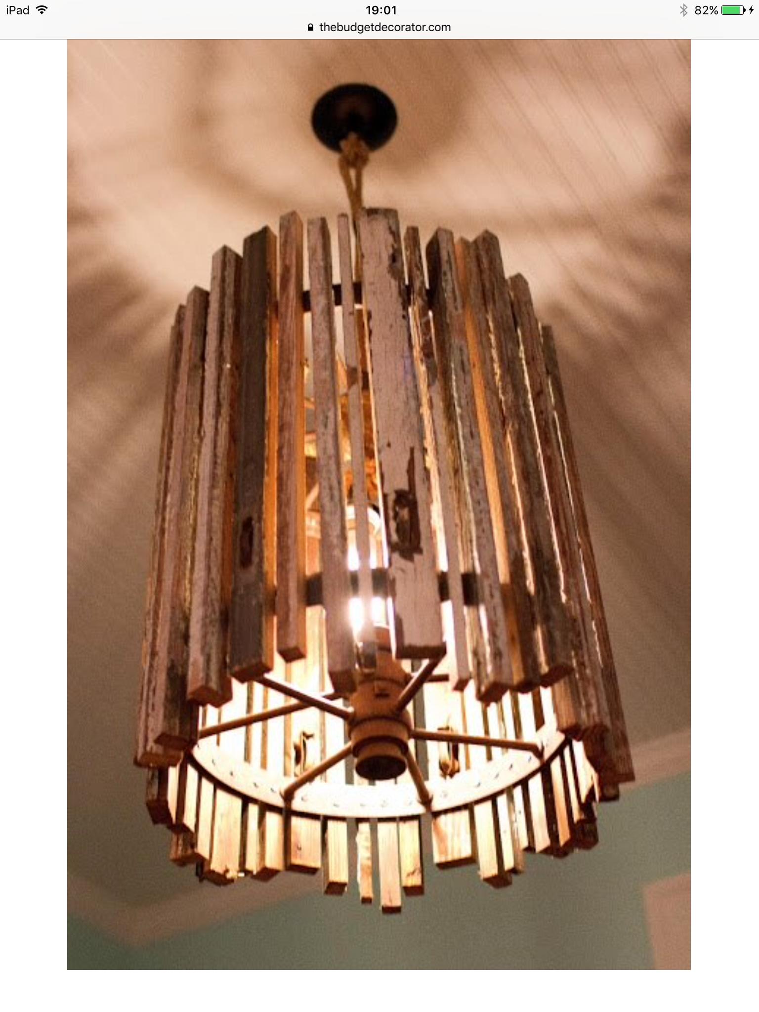 Pin By Dromomaniac On Lighting Diy Pendant Light Wood Light Fixture Handmade Lighting