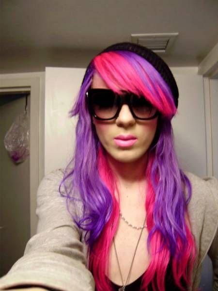 Pink and Purple Lisa Frank Do