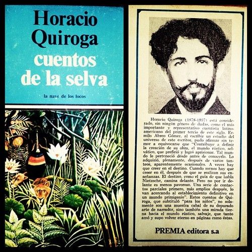 Images Horacio Quiroga Frases De Horacio Quiroga Book Writer Popular Books Book Cover