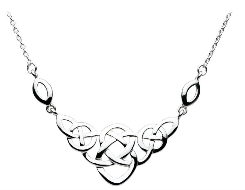 Celtic necklace celtic knot necklace celtic jewelry celtic celtic necklace celtic knot necklace celtic jewelry celtic love knot aloadofball Image collections