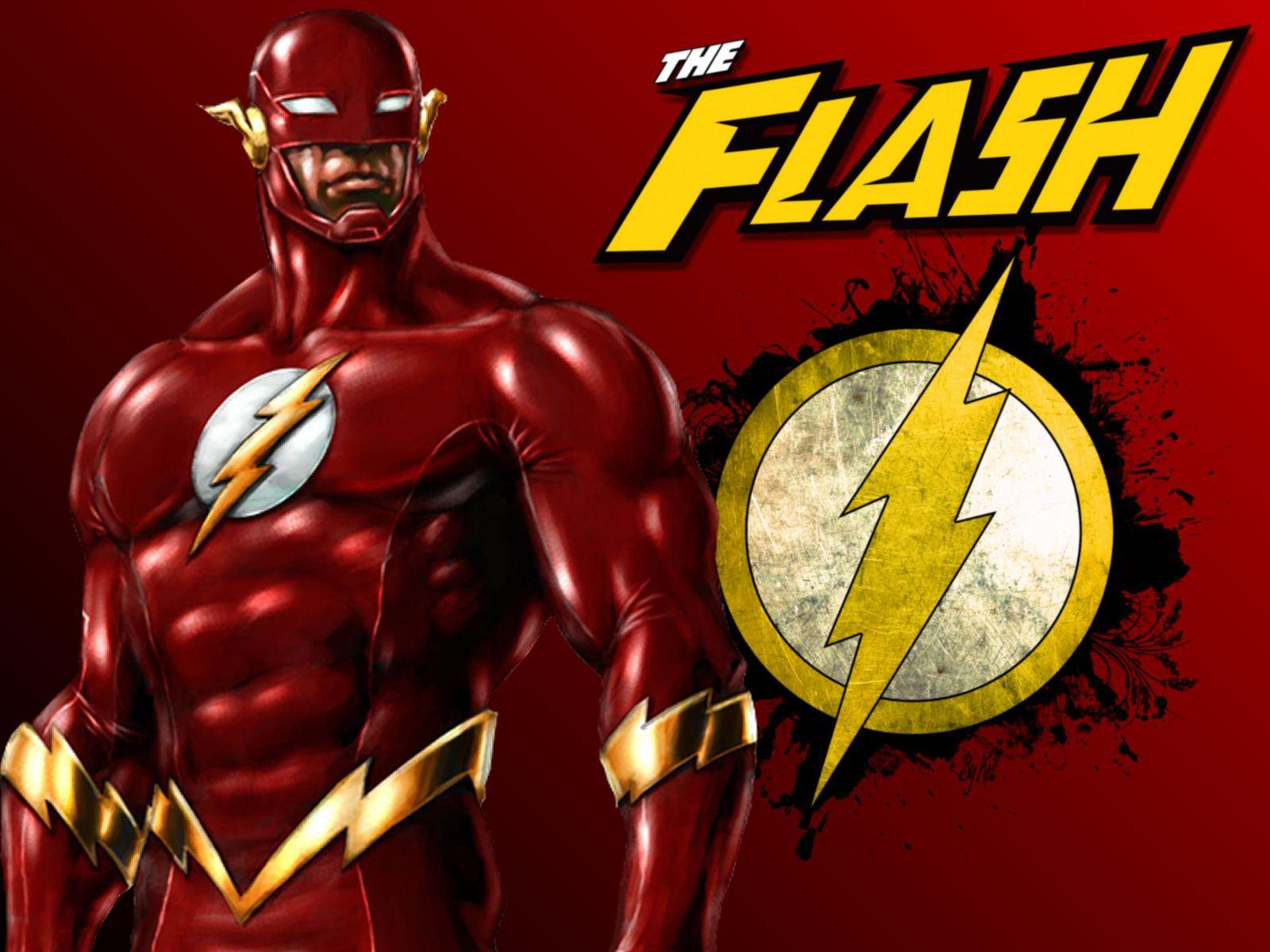 Superhero feats the flash wally west comics comics the flash et wally west - Flash le super heros ...
