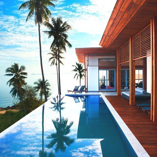 Ocean Gaven Suite, W Hotel, Koh Samui