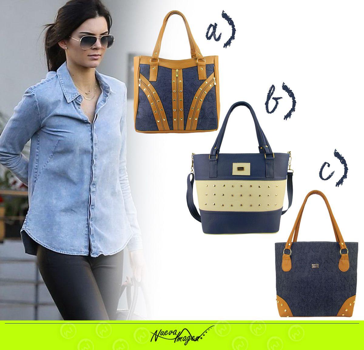 ¿Con cuál de nuestras bolsas combinarías este look? ¡Comenta! :)
