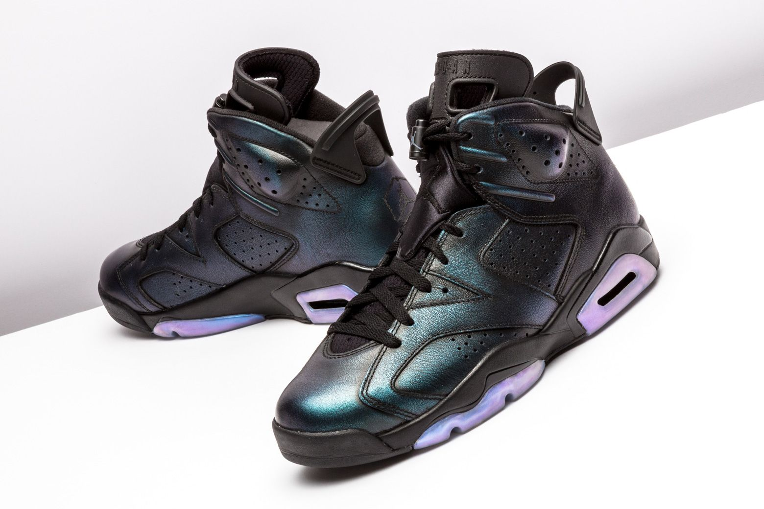 various colors 054bb 2531c JUST IN  Ahead of NBA All-Star Weekend, peep the iridescent look on
