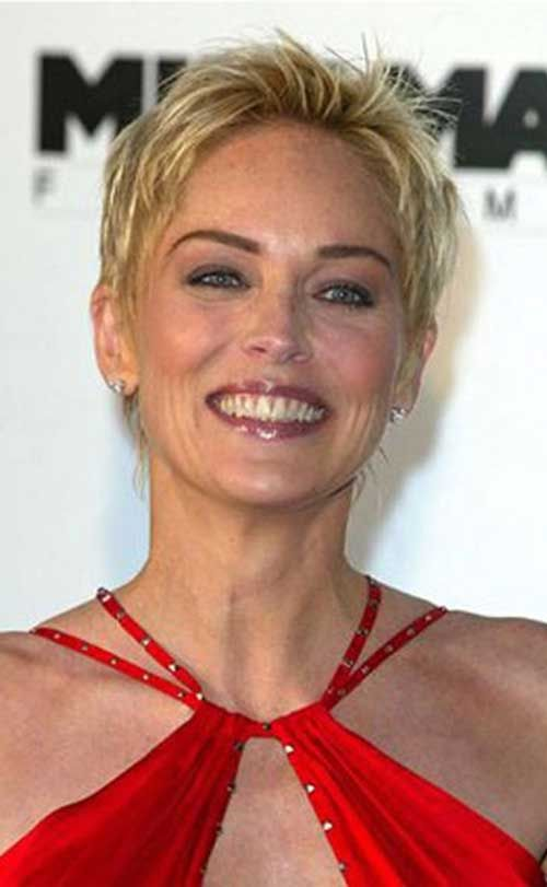 Sharon Stone Super Pixie | A little bit of this and that ...