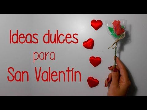 Ideas originales para San Valentín - YouTube