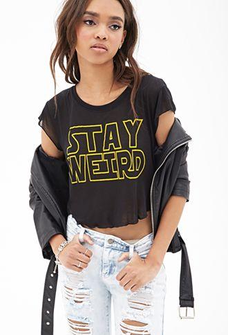 Forever 21 Weird Shirts 5