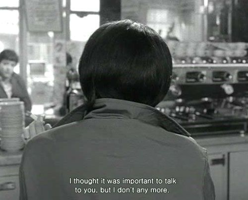 Vivre Sa Vie Jean Luc Godard Also Because I Keep Forgetting About