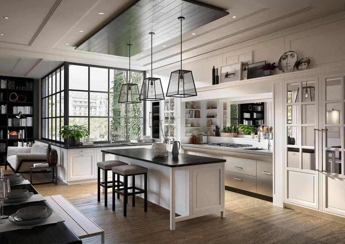 Marchi Cucine con Bellagio e Loft a I Saloni WorldWide