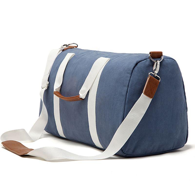 39de4f8e87 Canvas Fitness Gym Bag Men Training Sports Bag Women Traveling Shoulder Bag  Multi-functional Handbag