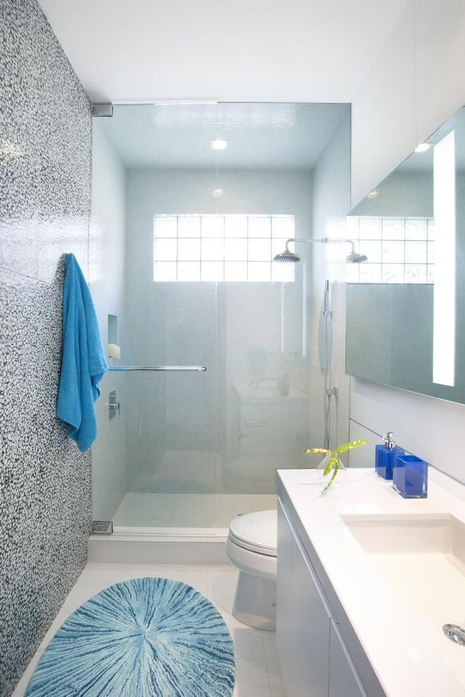 Kleines Bad Renovieren Lösungen Badezimmer Pinterest
