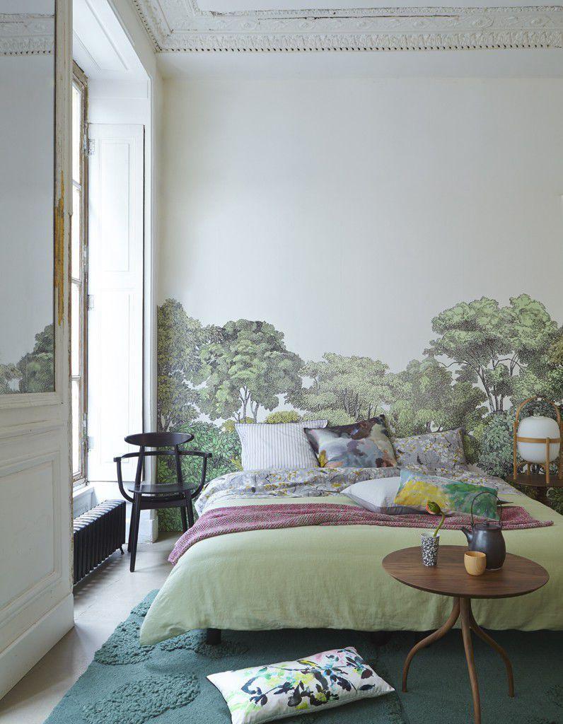 deco chambre nos idees pour le printemps elle decoration idee decoration chambre tapis