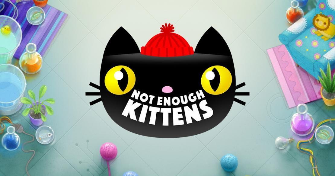 Not Enough Kittens Slot Machine