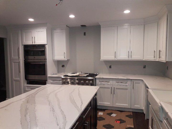 Best Compete Kitchen Remodel Featuring Fabuwood Cabinetry Is 400 x 300