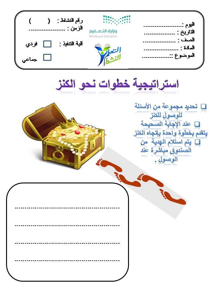 بالصور حمل 20 استراتيجية من استراتيجيات التعلم النشط جاهزة للطباعة ملف باور بوينت Cooperative Learning Strategies Active Learning Strategies Learning Arabic