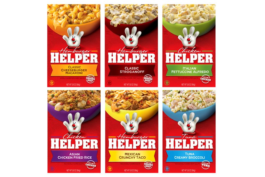 0 80 Off Four Boxes Any Flavor Hamburger Helper Printable Coupons